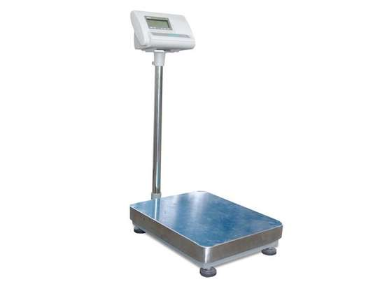 Commercial A12 150Kg Weighing Scale image 1
