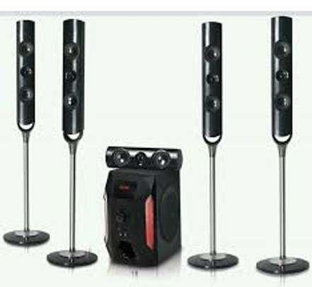 Skyworth Home Theatre System – 1000Watts – 5.1CH – Bluetooth image 1