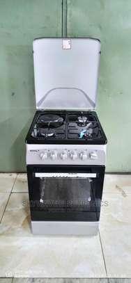 Standing Cooker 3+1 50*60 ROYAL image 1