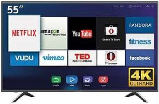 Latest Hisense 4K UHD Series 7 Smart Tv 55 Inches With
