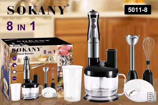 Sokany 8 in 1 handblender image 1