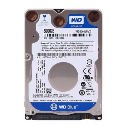 500GB SATA 2.5 Internal Laptop Hard Disk Drive
