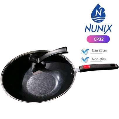 32cm wok pan image 1