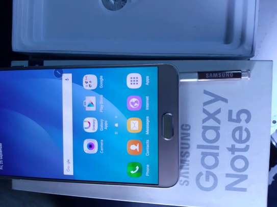 Samsung Note 5 image 4
