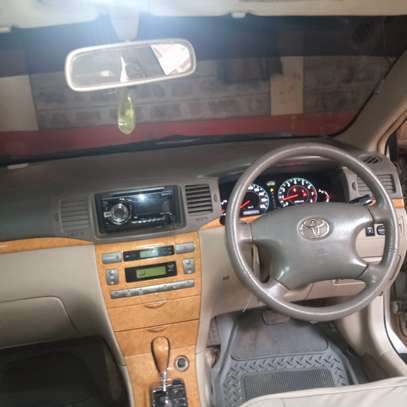 Mint Toyota Corolla Luxel up for grabs image 6