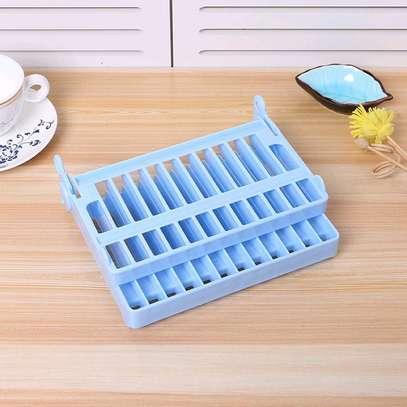 Adjustable plate holder image 6