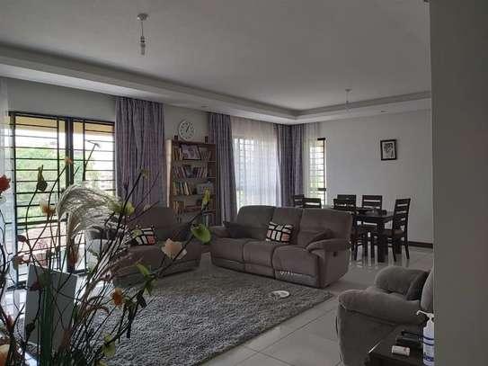 Furnished 3 bedroom apartment for rent in General Mathenge image 2