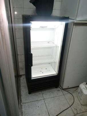 Mini display fridge image 1