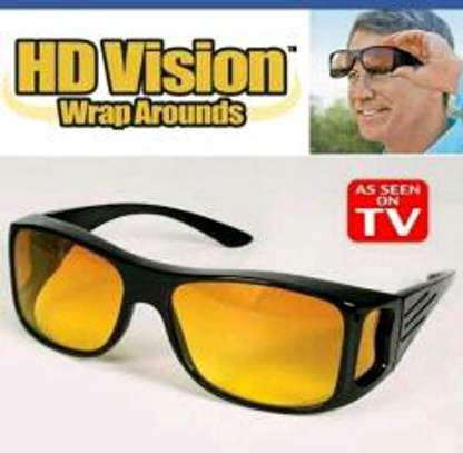 2pcs day and night driving glasses image 1