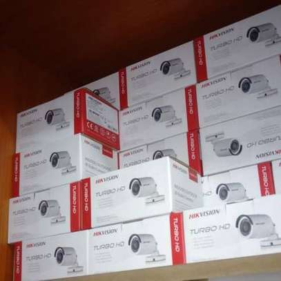Outdoor CCTV Cameras Wire Supply And Installation In Kenya image 1