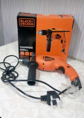 Black and Decker Hammer drill image 1