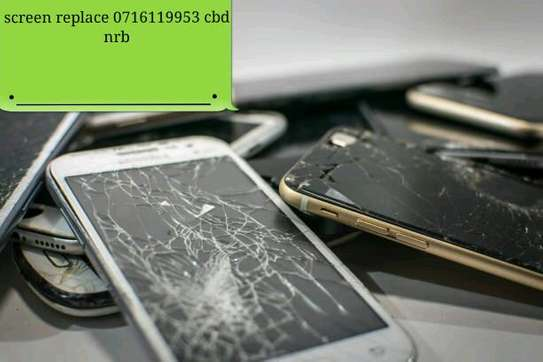 Phone screen replacement image 3