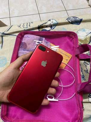 Apple Iphone 7 Plus Product Red The 256 Gigabytes Version image 1