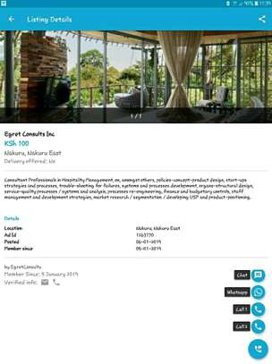 Egret Consults Inc - hospitality management consulting image 33
