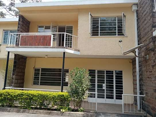 3 bedroom townhouse for rent in Kilimani image 1