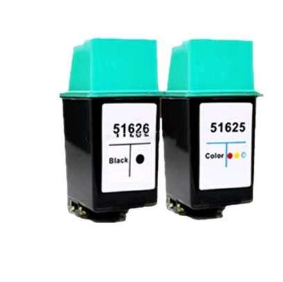 25 inkjet cartridge black number 51625A image 3