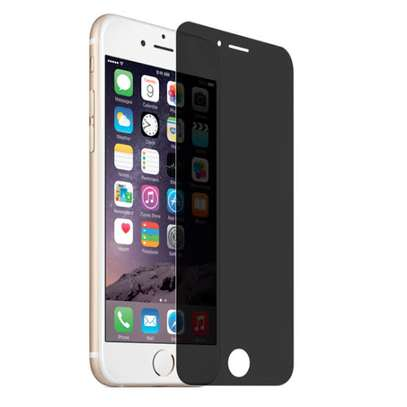 iPhone 6/6S Privacy Anti-Spy Tempered Glass Full Screen Protector image 1
