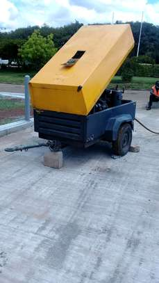 For Hire - Air Compressor image 2
