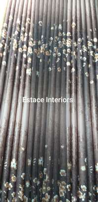 Matched curtains and sheers image 15