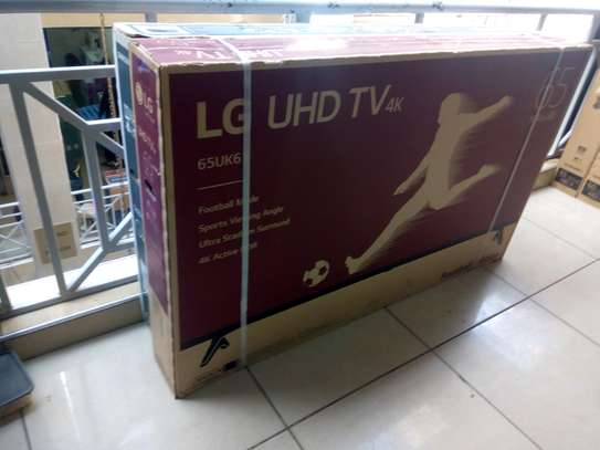 Lg 65 inches smart UHD Tv
