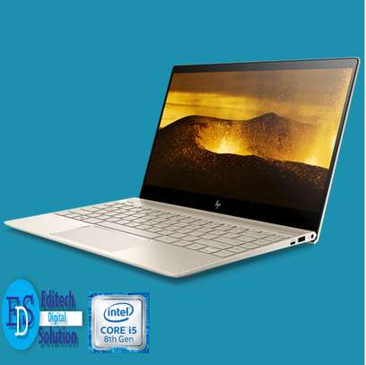 Hp Envy 13 Touch Core i5 8Gb Ram 256SSD 13 inches image 1