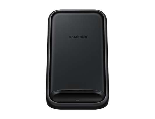 Samsung 15W Wireless Charger Stand with Cooling Fan image 1