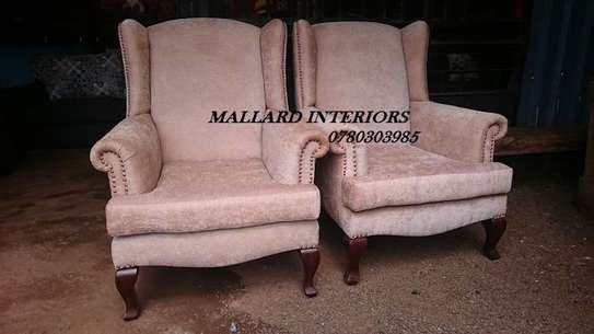 Arm Wing Chair