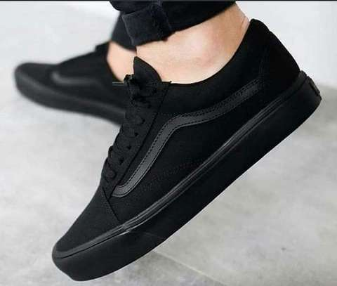 Black Rubber Shoes