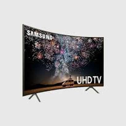 Samsung 65 inches 65TU8300 Curved Smart UHD-4K Digital TVs image 1