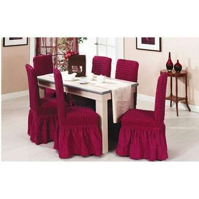 DINING SET LOOSE COVERS image 1