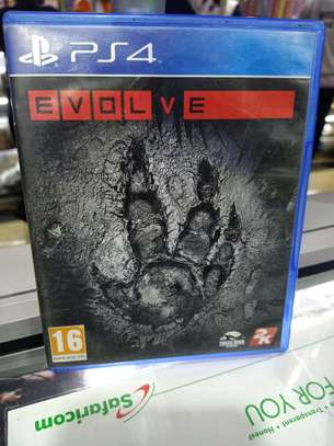 Evolve Ps4 image 1