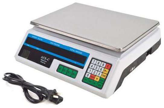 ACS 30KG Digital Weighing Scale image 3