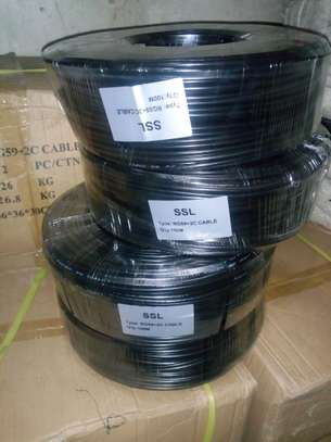 CCTV cable power + signal 200mts