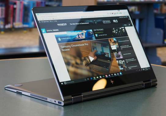 Very slim 7th Gen Hp ENVY M6 Core i5 Touchscreen, 4k display image 1