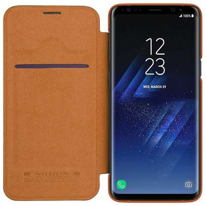 Nillkin Qin Series Leather Luxury Wallet Pouch For Samsung S9 S9 Plus image 5