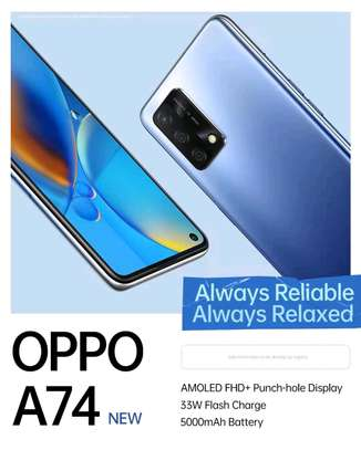 OPPO A74 (6+128Gb) image 2