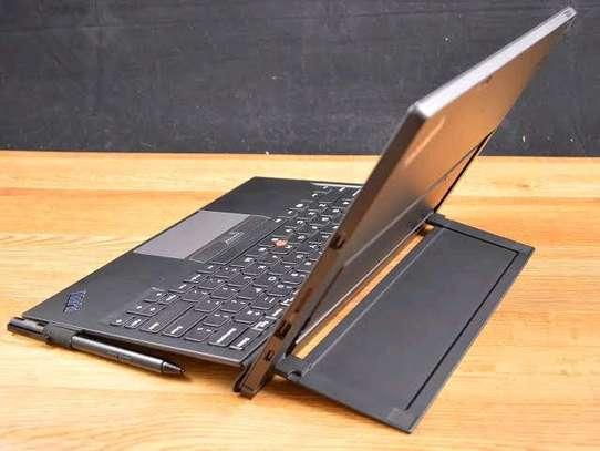 Lenovo ThinkPad X1 2-in-1 Tablet Laptop (12 (2160x1440) IPS FHD+ Touchscreen, Intel Core m7-6Y75, 256GB SSD, 8GB RAM, Detachable Keys, Only 1.7lbs, Windows 10 Professional) image 3