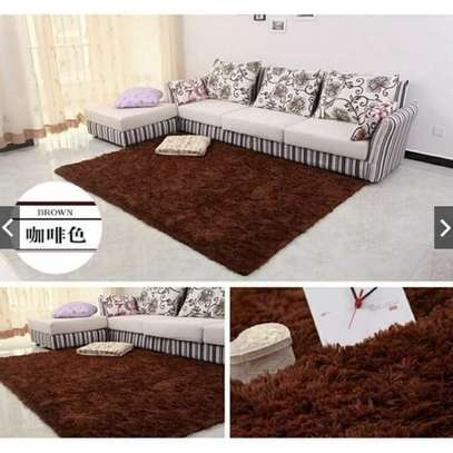 High quality, soft fluffy carpets image 12