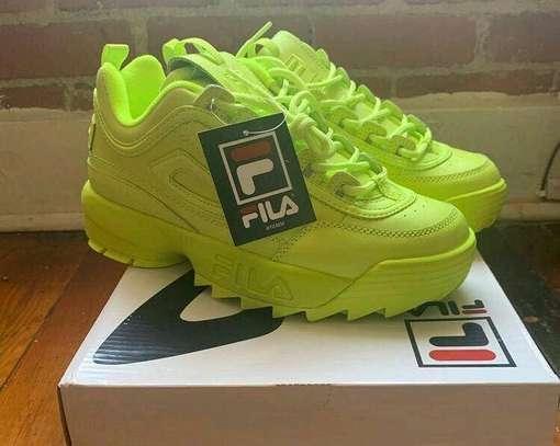 Fila Lumunious Green image 2