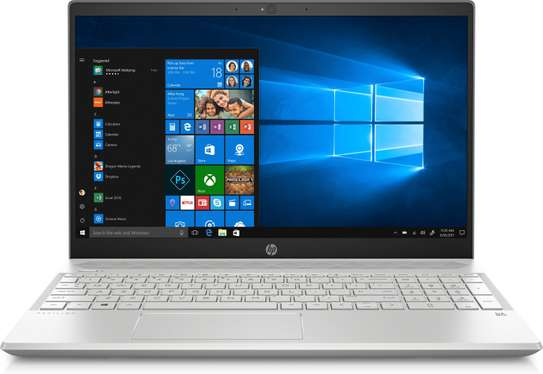 HP Pavilion Silver NoteBook Intel Core i5 Processor image 1