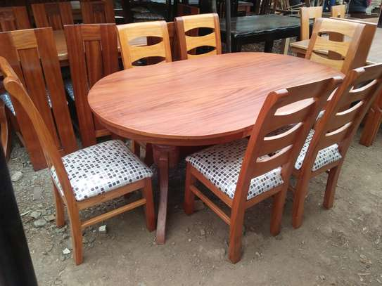 6 Seater Dining Table image 8