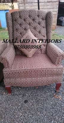 Wing/Arm Chair