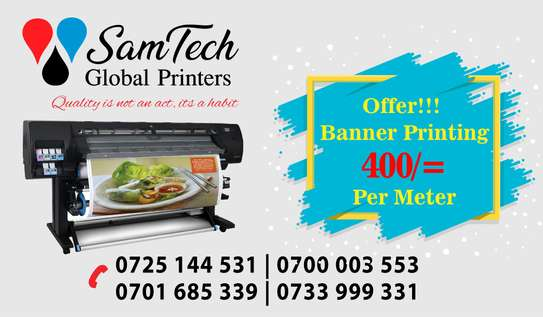 high quality banner printing and roll up banner