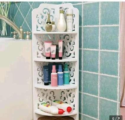*Triangle 4layer corner shelf* image 2