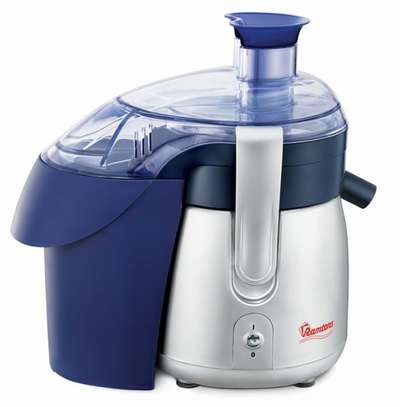 JUICE EXTRACTOR SILVER image 2