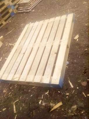 Wooden Pallets image 9