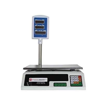 Electronic Weighing Scale  30 kg image 1