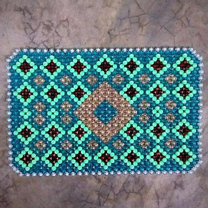 Beaded Table Mats (Large) image 5