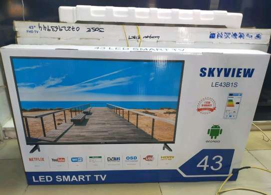 Skyview 43 Smart Android image 1