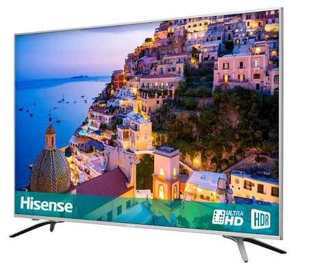 Hisense 43-Inch 4K UHD HDR Smart TV with Freeview Play Energy Class A image 1